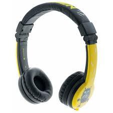 "Наушники детские ""<b>Foldable</b> Stinky-Yellow"" <b>Buddyphones</b> – купить ..."