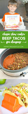 Green Kitchen Stories Book Kitchen Stories Classic Slow Cooker Beef Tacos For Dragons