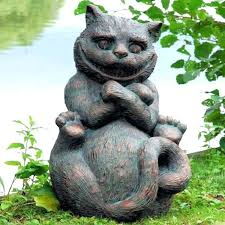 cat statues for garden concrete cat statues garden statue fat of the cement cat garden statues cat statues for garden