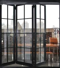 steel bifold doors rhino steel doors