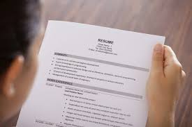Free High School Student Resume Examples For Teens