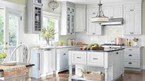 White Kitchen Paint Warm Kitchen Color Schemes