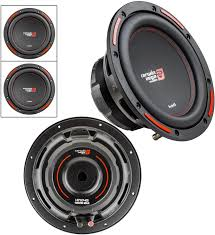 Buy 2 Pack Cerwin Vega 10 Subwoofer 4 Ohm 1000W Max Power SVC HED Series  CER-H7104S Online in Taiwan. B07QHXJPK3