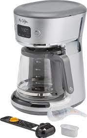 Bekijk wat mister coffee (mister_coffee) heeft ontdekt op pinterest, 's werelds grootste verzameling ideeën. Mr Coffee Easy Measure 12 Cup Coffee Maker Silver 31160693 Best Buy