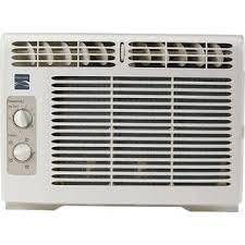 Kenmore 5000 Btu Air Conditioner Window Sears Kenmore 87050 5000 Btu 115v Window Minicompact Air Conditioner