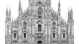 famous architectural buildings black and white. Drawings Architectural Resources At The American Antiquarian Design Is In Details Photorealistic Of Famous For Buildings Black And White