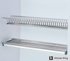 rack ikea new wall unit desaign hanging peculiar your kitchen organizing ideas dish drainer stainless steel