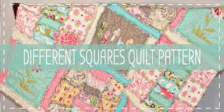 10 Free Rag Quilt Patterns & Tutorials For Beginners & Different Squares Rag Quilt Pattern Adamdwight.com
