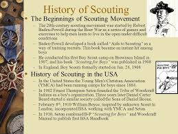 Boy Scout New Parent Orientation Bsa Troop 37 Chartered By