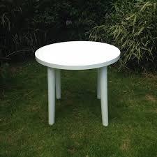 outdoor table hire garden patio round