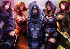 dota 2 female heroes wallpaper images wallpapers pinterest