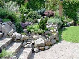 Attractive Garden With Rocks Rock Garden Design Tips 15 Rocks Garden  Landscape Ideas