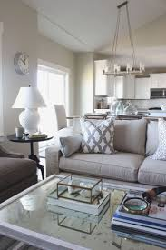 Show n' Tell - Elkridge Model Home. Living Room WhiteNeutral Living Rooms Gray ...
