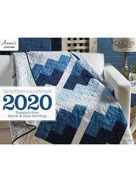 wall hangings 2020 quilting calendar