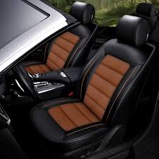 custom leather car seat the whole package old ford fiesta classic new focus hatchback sedan seat