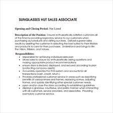 sample sales associate resumes sample sales associate resume
