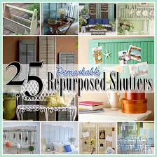 exterior shutters used indoors. 25 repurposed shutter decorating ideas exterior shutters used indoors d