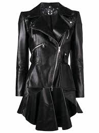 Designer Black Leather Jacket Takitop Womens Leather Jacket