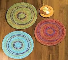 circle bathroom rugs small bath rug round com shaped
