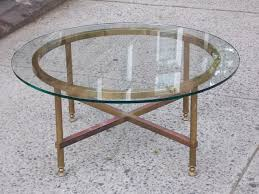 Awesome Round Brass Coffee Table Coffee Table Brass Round Coffee Table  Round Brass And White