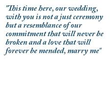 Ring Ceremony Quotes. QuotesGram via Relatably.com