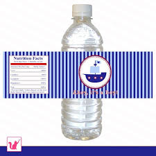 Blank Water Bottle Labels Create A Water Bottle Custom Wine Labels Plastic Bottles No