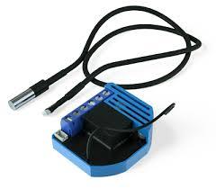 <b>Встраиваемый</b> модуль-<b>термостат</b> с сенсором для климатических ...