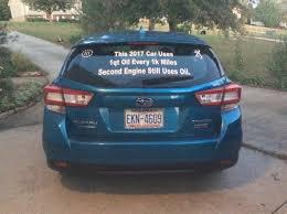 Blue Oil Light Subaru Subaru Forester Questions Did Subaru Fixed The Oil
