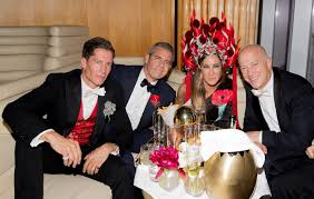 bryan lourd andy cohen. Perfect Andy Bruce Bozzi Andy Cohen Sarah Jessica Parker And Bryan Lourd To Cohen