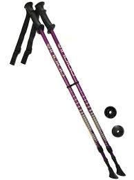 <b>Палки 85 135cm 2</b> секции Purple - ElfaBrest