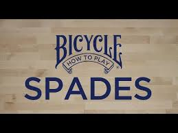 how to play spades bicycle playing