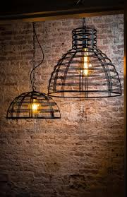 Hanglamp Molfetta Draadlamp Metaal Zwart Eth Ideeën Woonkamer