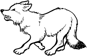 Wolf Coloring Pages For Kids Printable Coloring Page For Kids