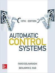 Automatic Control Automatic Control Systems Tenth Edition Farid Golnaraghi