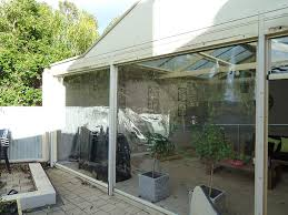 café blinds can be made with clear pvc or mesh and you can choose from many diffe operating systems