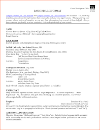 Reverse Chronological Order Resume Example Reverse Chronological Order Resume Example Examples Of Resumes 8