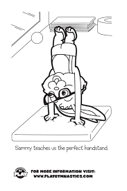 Small Picture Gymnastics Coloring Pages Printable Coloring Coloring Pages