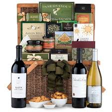 napa valley wine gift basket 1 830 zar liked on polyvore