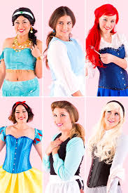 make your dreams come true with this disney princess group costume brit co