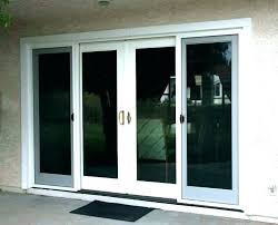 how to remove sliding glass door how to install a sliding patio door installing sliding glass