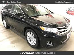 2015 Used Toyota Venza 4dr Wagon I4 FWD LE at East Madison Toyota ...
