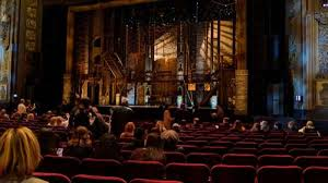 Hollywood Pantages Theatre Section Orchestra Rc Row Q
