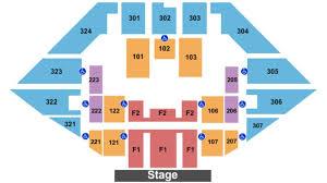 Tonys Pizza Events Center Tickets In Salina Kansas Seating