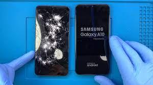 Samsung Galaxy A10 Ekran Değişimi Fiyatı 400 TL