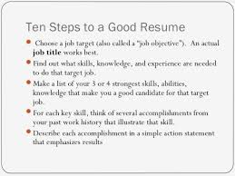 Steps Writing A Resume Step By How Write Good Luxury Helpful Also X