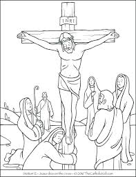 Catholic Coloring Pages For Kids Here Are Catholic Color Pages