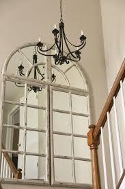 Ballard Designs Decorative Mirrors Oversized Mirror In Entryway Revere Pewter Paint Ballard