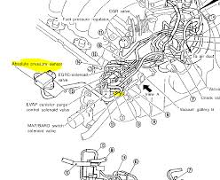 1997 nissan altima vacuum line diagram wiring diagram rh thebearden co 2001 nissan altima parts diagram
