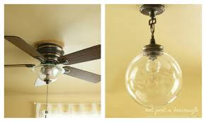 so for that reason and to appease my hubby i started to look around for other options i wanted wver we got to replace the ceiling fan to be pretty