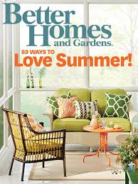 Small Picture Better Homes and Gardens magazine
